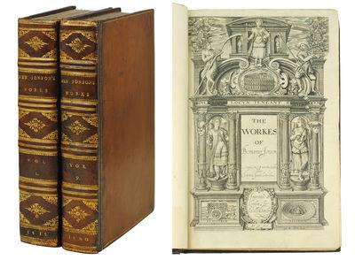The Workes of Benjamin Jonson....