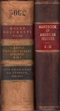 Handbook of American Indians North of Mexico. In Two Parts