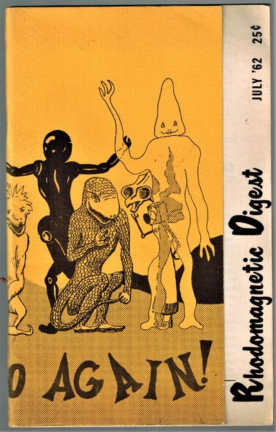 Palo Alto, Ca: The Little Men's Press, 1962. Near Fine, tiny corner crease. First Printing of of the...