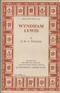 Wyndham Lewis