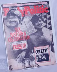 The Body Politic: a magazine for gay liberation; #86, September, 1982: Sex, History & Celebration: Doing it at Doing It!