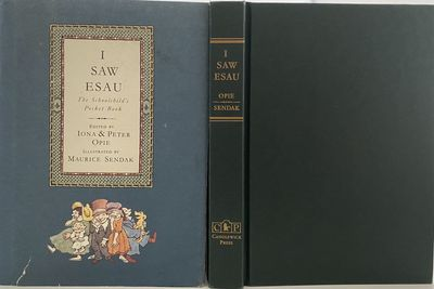 Cambridge, Massachusetts: Candlewick Press, 1992. First Edition. Wraps. Fine/very good +. Maurice SE...