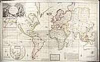 A New and Correct Map of the Whole World, Shewing ye Situation of Its Principal Parts..