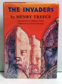 The Invaders by  Henry Treece - 1st Edition - 1972 - from citynightsbooks and Biblio.com