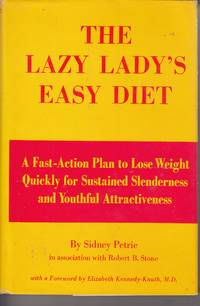image of The Lazy Lady's Easy Diet A Fast-Action Plan to Lose Weight Quickly for  Sustained Slenderness and Youthful Attractiveness,