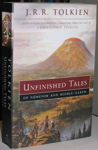 Unfinished Tales of Numenor and Middle-Earth by  index & maps by Christopher Tolkien  commentary - Paperback - 6th Printing - 1980 - from Nessa Books and Biblio.com