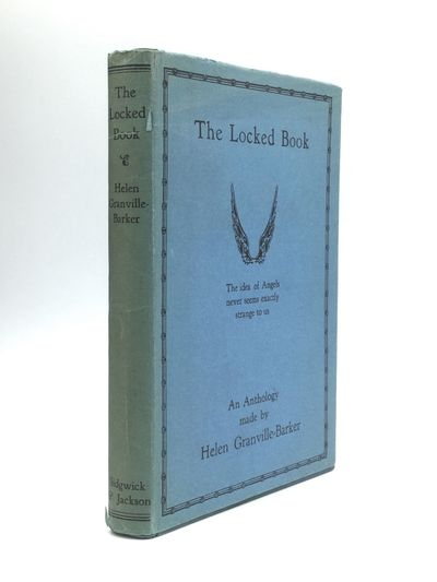 London: Sidgwick & Jackson Ltd, 1936. First Edition. Hardcover. Very good/Very good. Presentation co...