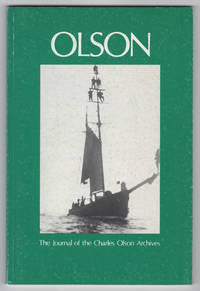 Olson : The Journal of the Charles Olson Archives 7 (Spring 1977)