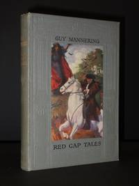 Red Cap Tales, Told from Guy Mannering: Being the first part of 'Red Cap Tales' stolen from the Treasure Chest of the Wizard of the North