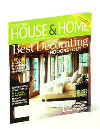 image of Canadian House & Home - Canada's Magazine of Home & Style, May 2011: Best Decorating Indoors and Out
