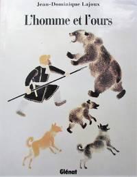 image of L'homme et l'ours