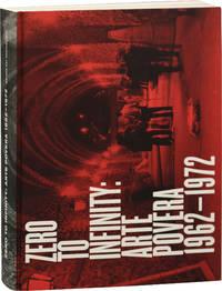 image of Zero to Infinity: Arte Povera: 1962-1972 (First Edition)