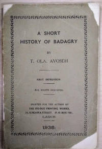 image of A Short History of Badagry