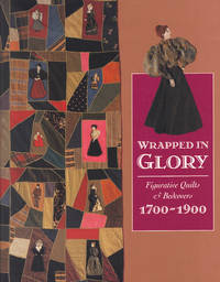 image of WRAPPED IN GLORY ~ Figurative Quilts_Bedcovers 1700-1900