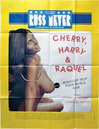 Cherry, Harry and Raquel (Original French poster for the 1970 film)