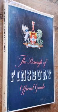image of Metropolitan Borough Of Finsbury Official Guide