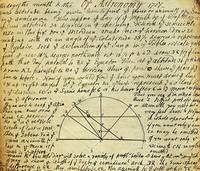 18th Century Manuscript from M  Benjamin Katz, Fine Books