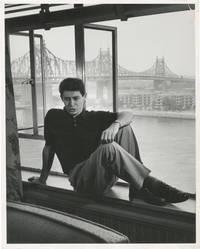 image of Original photograph of Eddie Fisher, circa 1950s