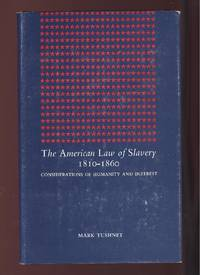 AMERICAN lAW OF SLAVERY