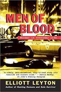image of Men of Blood: Murder in Everyday Life