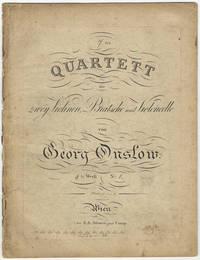 [Op. 9, no. 1]. [7]tes Quartett für zwey Violinen, Bratsche und Violoncelle... [9]tes Werk No. [1] Preis 2_ C.M. [Parts]