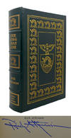 image of THE LONG GRAY LINE Signed Easton Press