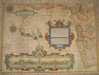 (Map of Southwestern Africa): Typus orarum maritimarum Guineae, Manicongo & Angolae ultra Promentorium Bonae spei by  Jan (John) van Huygen Linschoten - 1596 - from The Prime Meridian: Antique Maps & Books and Biblio.com
