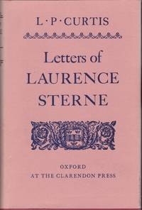 Letters of Laurence Sterne