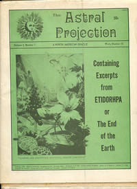 The Astral Projection: A North American Oracle Volume 4 Number 1 (Whole No. 13, Dec. 15, 1971)