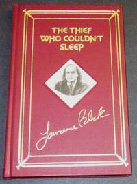 The Thief Who Couldn't Sleep (lettered limited)