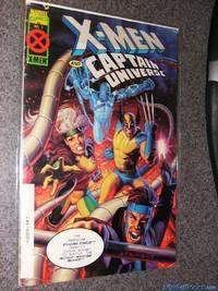 X-Men and Captain Universe #1 (Male) Rare Giveaway Promo