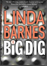 image of THE BIG DIG:  A Carlotta Carlyle Mystery