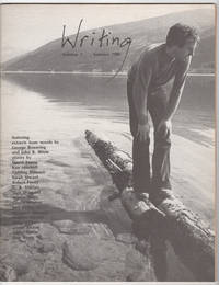 Writing 1 (Number 1, Summer 1980)