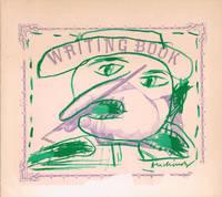 Writing book. Lithographie originale pour la carte de voeux de Aimé Maeght pour l'année 1981.