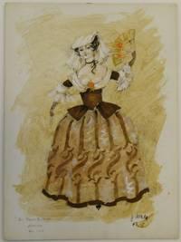 "Der Rosenkavalier"" Annina Acts I and II"