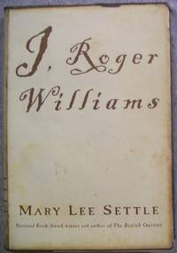 J. Roger Williams: A Fragment of Autobiography