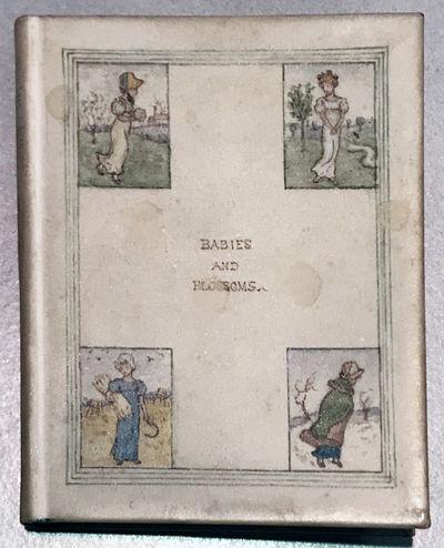 GREENAWAY (Kate) and LOCKER (Frederick): Cradle Verses. 1880. Illuminated Manuscript of Four Poems b...