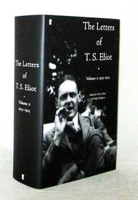 image of The Letters of T.S. Eliot Volume 2 1923-1925