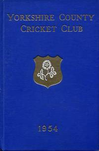 image of Yorkshire County Cricket Club 1954