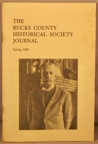 image of Bucks County Historical Society Journal, Spring 1980.