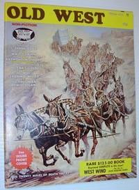 Old West Magazine - Winter, 1966