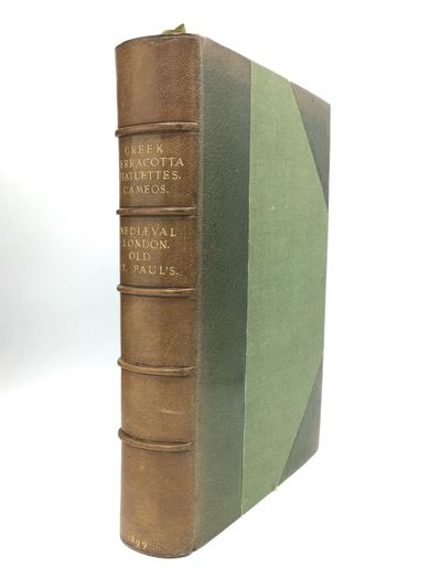 London: Seeley and Co. Limited, 1899. First Edition. Hardcover. Very good. Four volumes bound in one...