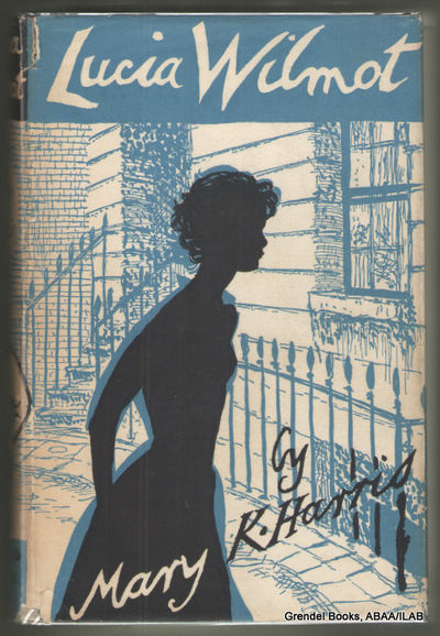 London:: Chatto & Windus,. Very Good in Very Good dust jacket. 1959. Hardcover. A novel. The author'...