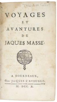 image of Voyages et Avantures de Jaques Massé.
