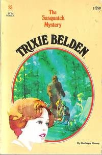 image of Trixie Belden # 25 The Sasquatch Mystery