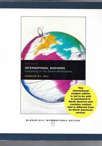 International Business: Competing in the Global Marketplace Sixth Edition