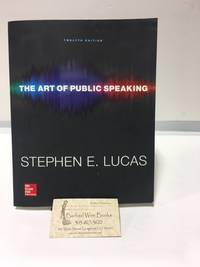 image of The Art of Public Speaking (12th Edition)