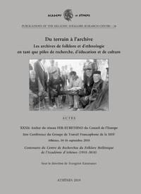 image of Du terrain à l'archive: Les archives de folklore et d'ethnologie en tant que pôles de recherche, d'éducation et de culture