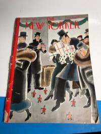 NEW YORKER DECEMBER 7 1935 BY ROBERT DAY