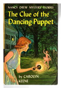 THE CLUE OF THE DANCING PUPPET: Nancy Drew Mystery Stories #39.